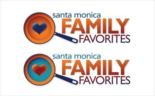 Family-Favorites-Santa-Monica-CityTV-cookery-show-logo-design-branding-identity-food-4