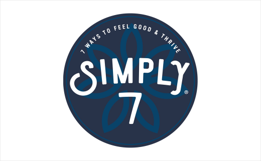 Simply 7 Introduces New Logo and Packaging