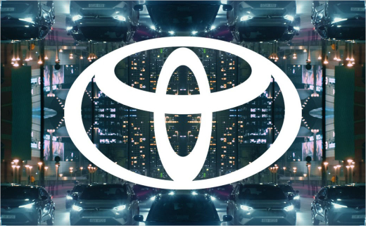 Toyota Reveals New 'Mobility-Friendly' Logo Design