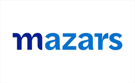 International Accounting Firm Mazars Reveals New Logo