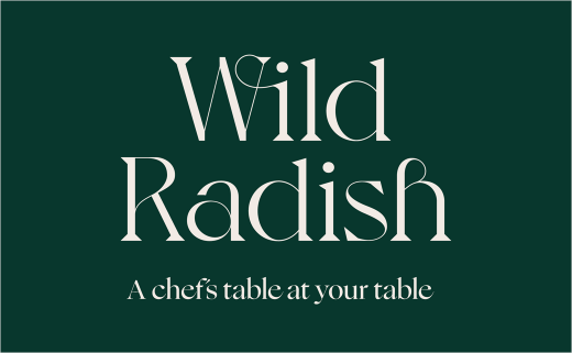 Wild Radish Launches with Branding by & SMITH and We All Need Words
