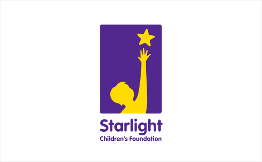 Hulsbosch Refreshes Logo and Branding for Starlight Children's Foundation