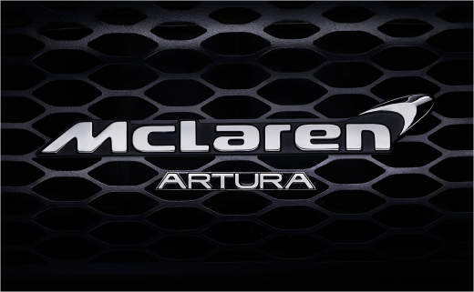McLaren Reveals Name and Logo of New Hybrid Supercar