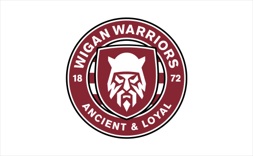 Wigan Warriors Reveal New Logo Design