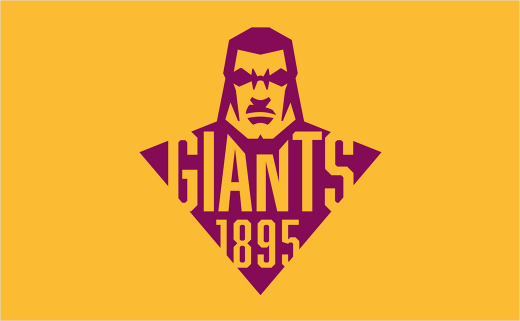 Huddersfield Giants Unveil New Logo and Branding by Nomad