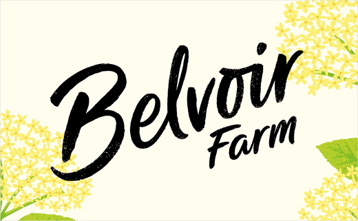 Belvoir Farm Unveils New Logo and Packaging by B&B studio