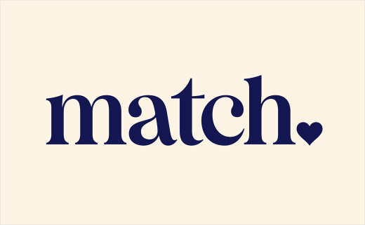 Online Dating Site Match Launches New Look by COLLINS
