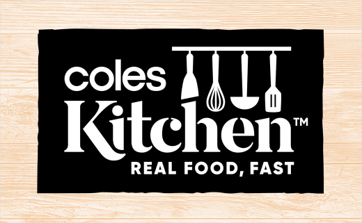 Hulsbosch Creates Logo and Packaging for 'Coles Kitchen'