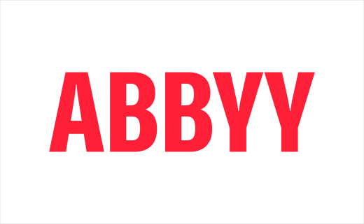 Software Company ABBYY Unveils New Logo and Identity