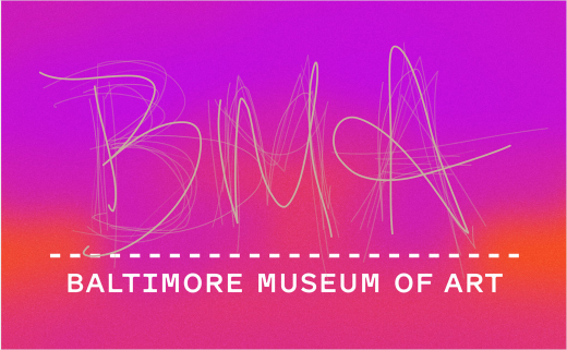 Baltimore Museum of Art Reveals New Logo and Identity