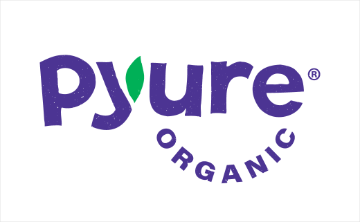 Pyure Organic Reveals New Logo and Packaging