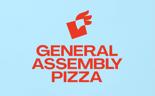 General Assembly Pizza Unveils New Logo and Packaging