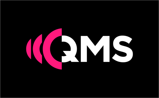 Outdoor Advertising Company QMS Reveals New Logo and Identity by Hulsbosch