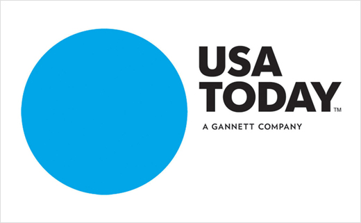 USA TODAY Unveils Redesigned Logo