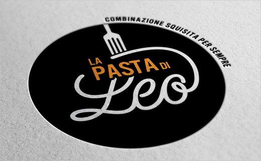 Branding and Signage: La Pasta di Leo