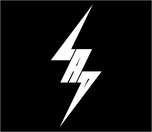 LATIN-AMERICAN-DESIGN-LAD-IS-Creative-Studio-animated-logo-design-branding-identity-cumbia-music-lightning-icon-2