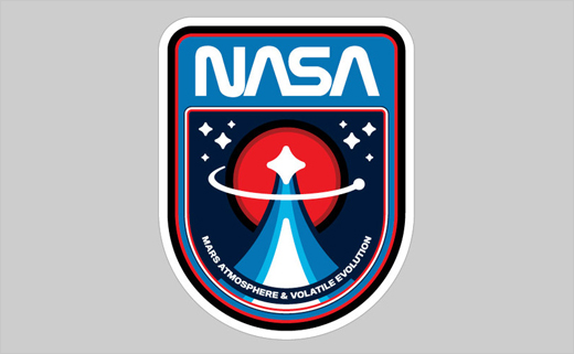 Concept Logo Design for NASA Space Exploration