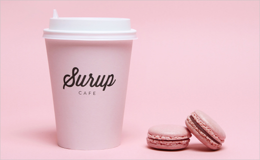 Identity Design for Surup Cafe