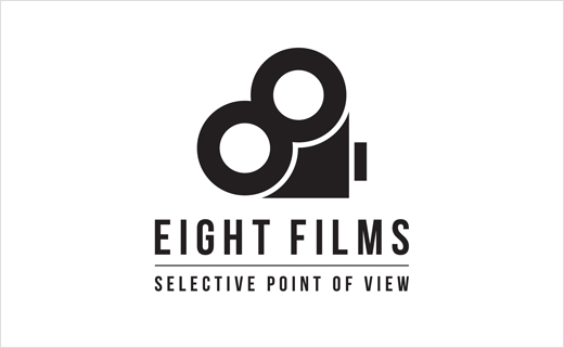 Corporate Identity for 'Eight Films'