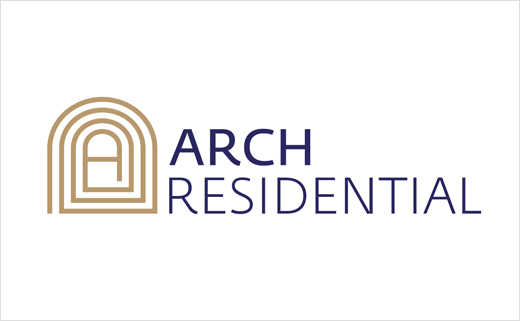 Visual Identity for Arch Residential