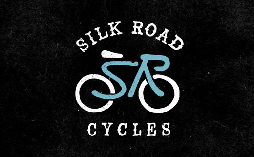 Branding Design for Silk Road Cycles