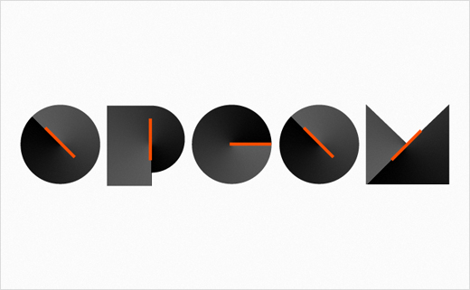 Rebranding for Interactive Agency 'OPCOM'