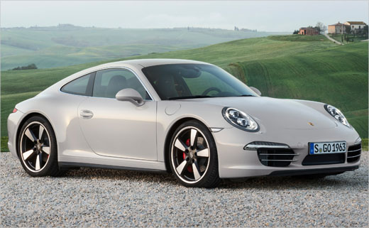 Automotive Brand Contest 2013 – Porsche is 'Brand of the Year'