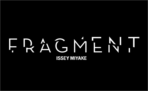 Concept Logo for an Issey Miyake Fragrance: 'Fragment'
