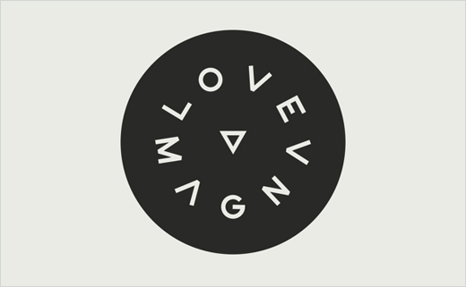 Branding for Video Production Boutique, 'Love Magna'
