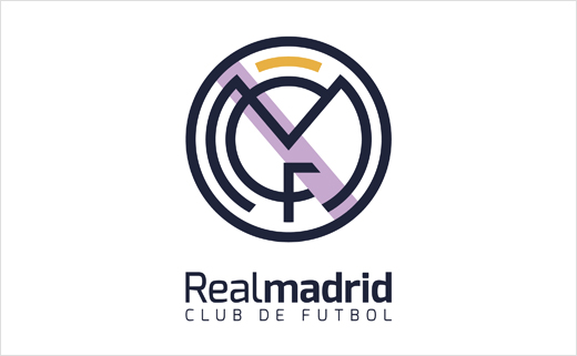 Concept Rebrand for Real Madrid Football Club