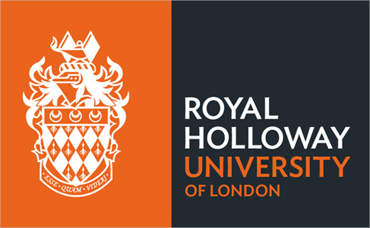 Royal Holloway University Rebranding by The Team
