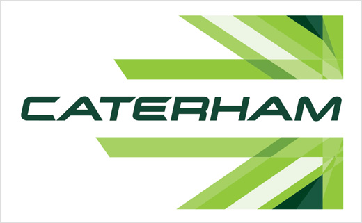 Caterham Group Unveils New Corporate Logo