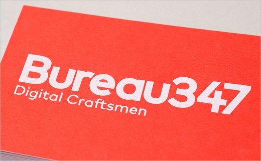 Brand Refresh for 'Bureau347' by Build