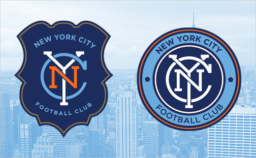 New York City FC Asks Fans to Choose Logo Design