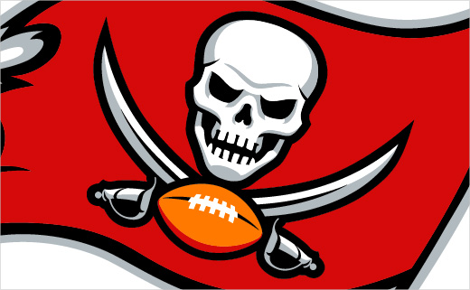 Tampa Bay Buccaneers Unveil New Logo