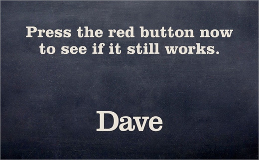 Red Bee Gives UKTV Channel 'Dave' Identity Refresh