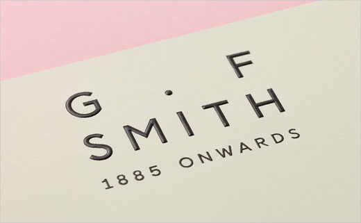 Made Thought Rebrands Paper-Maker, G.F Smith
