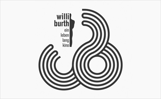 Identity Design for the Willi Burth Museum in Germany