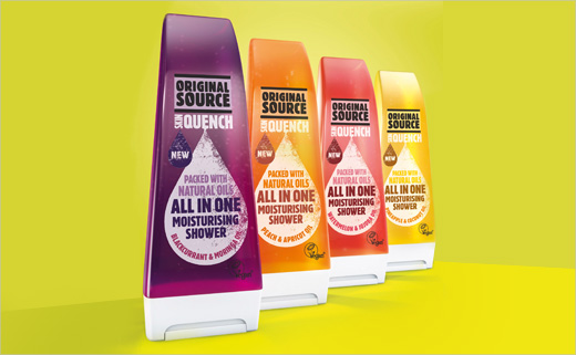 Bulletproof Creates New Branding for Original Source Skin Quench