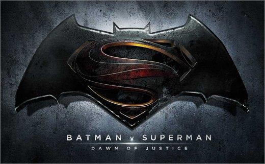 Logo Design Revealed for Batman v Superman: Dawn of Justice