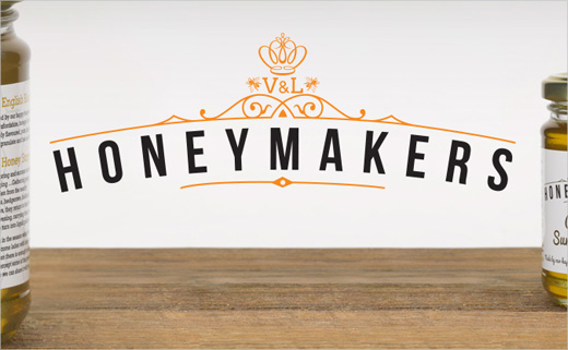 Toast Creates Branding for 'Honeymakers'
