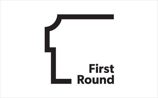 Pentagram Creates Identity for VC Firm – 'First Round'
