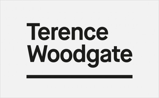 Identity Design for Terence Woodgate Lighting