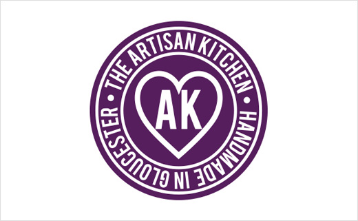Toast Refreshes Logo and Packaging for The Artisan Kitchen