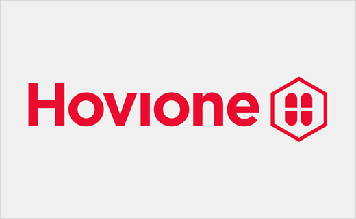 Together Design Rebrands Hovione