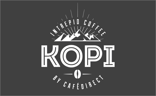 Making Unveils New Logo and Packaging for Kopi.co.uk