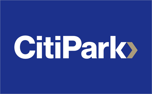 New 'Citipark' Car Park Identity by Thompson Brand Partners