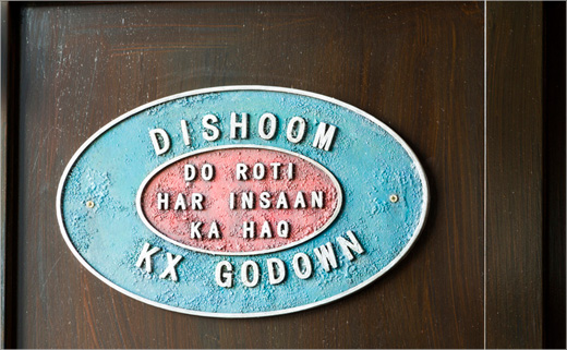 & SMITH Creates Vintage Bombay Look for 'Dishoom' Cafe