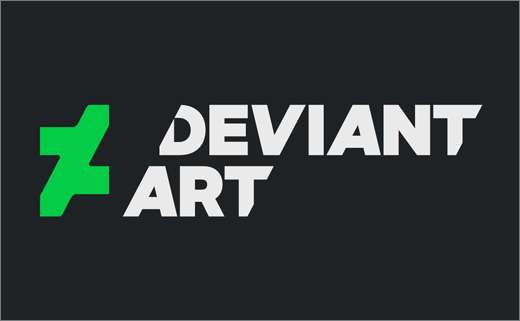Moving Brands Creates New Identity for DeviantArt
