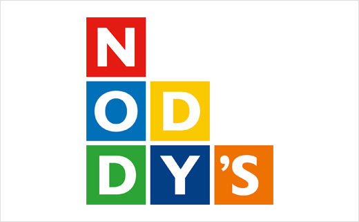 New Logo and Graphic Identity for 'Noddy's Nursery Schools'
